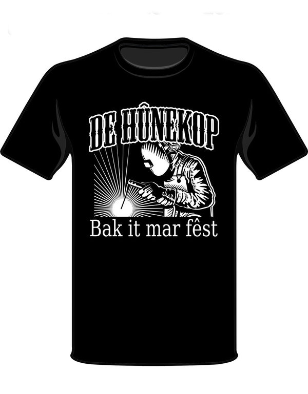 "T-Shirt ""Bak it mar fêst"""