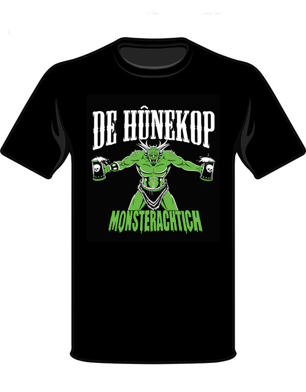 T-shirt Monsterachtich