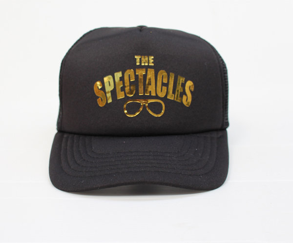 "The Spectacles pet ""gold plated"""