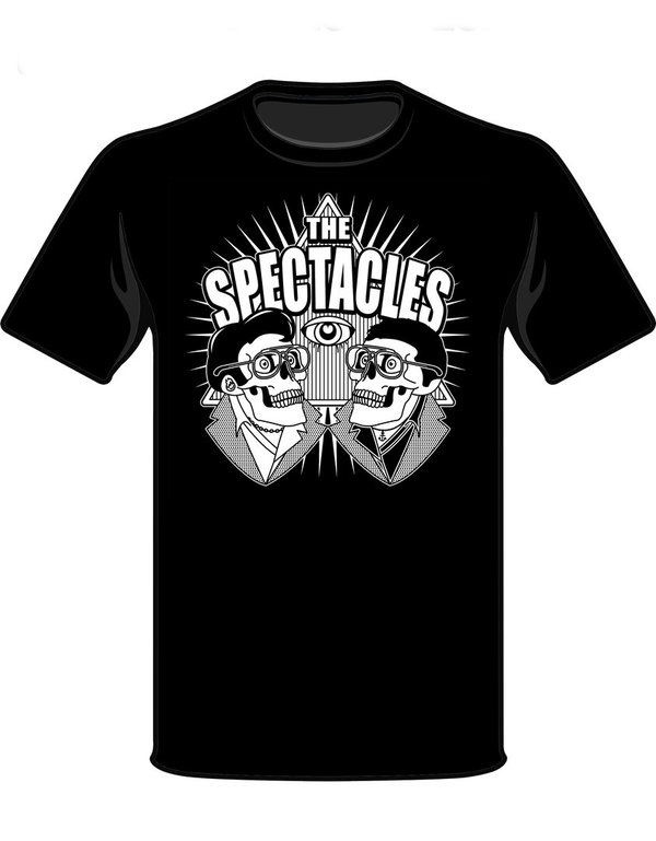 The spectacles t-shirt